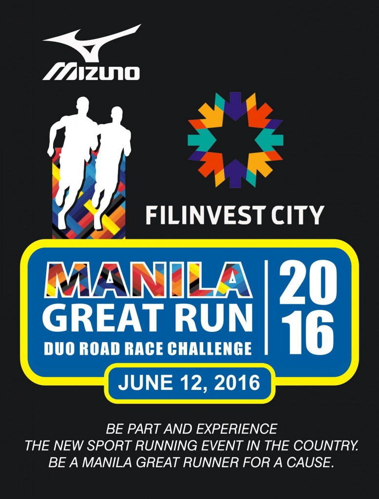 Manila Great Run - Duo Road Race Challenge