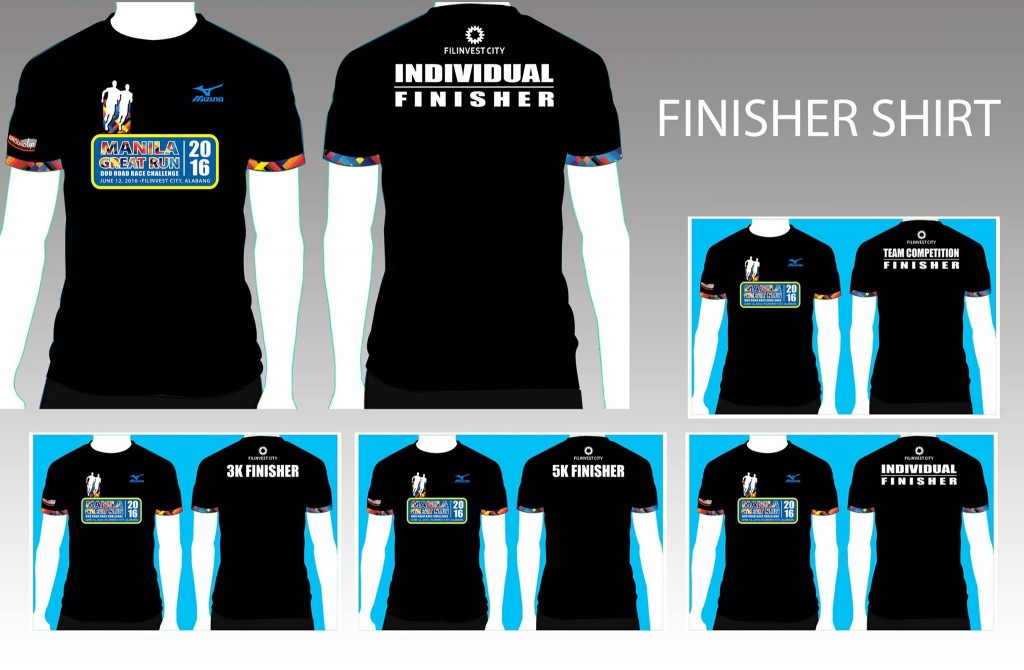 Finisher Shirt