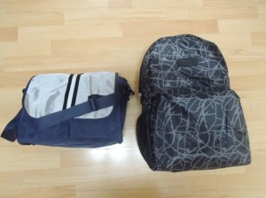 Messenger slash Backpack P650
