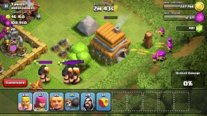Town Hall hunting - Clash of Clans