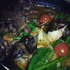 Sizzling Sinigang P530