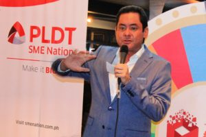 Mitch Locsin Welcome Remarks BeTheBoss