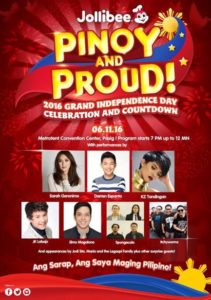 Pinoy AND Proud Indpendence Day Countdown
