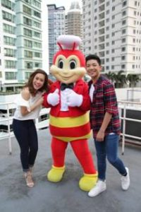 Rachel, Jollibee, and Darren
