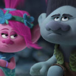 ANNA KENDRICK AND JUSTIN TIMBERLAKE voices TROLLS