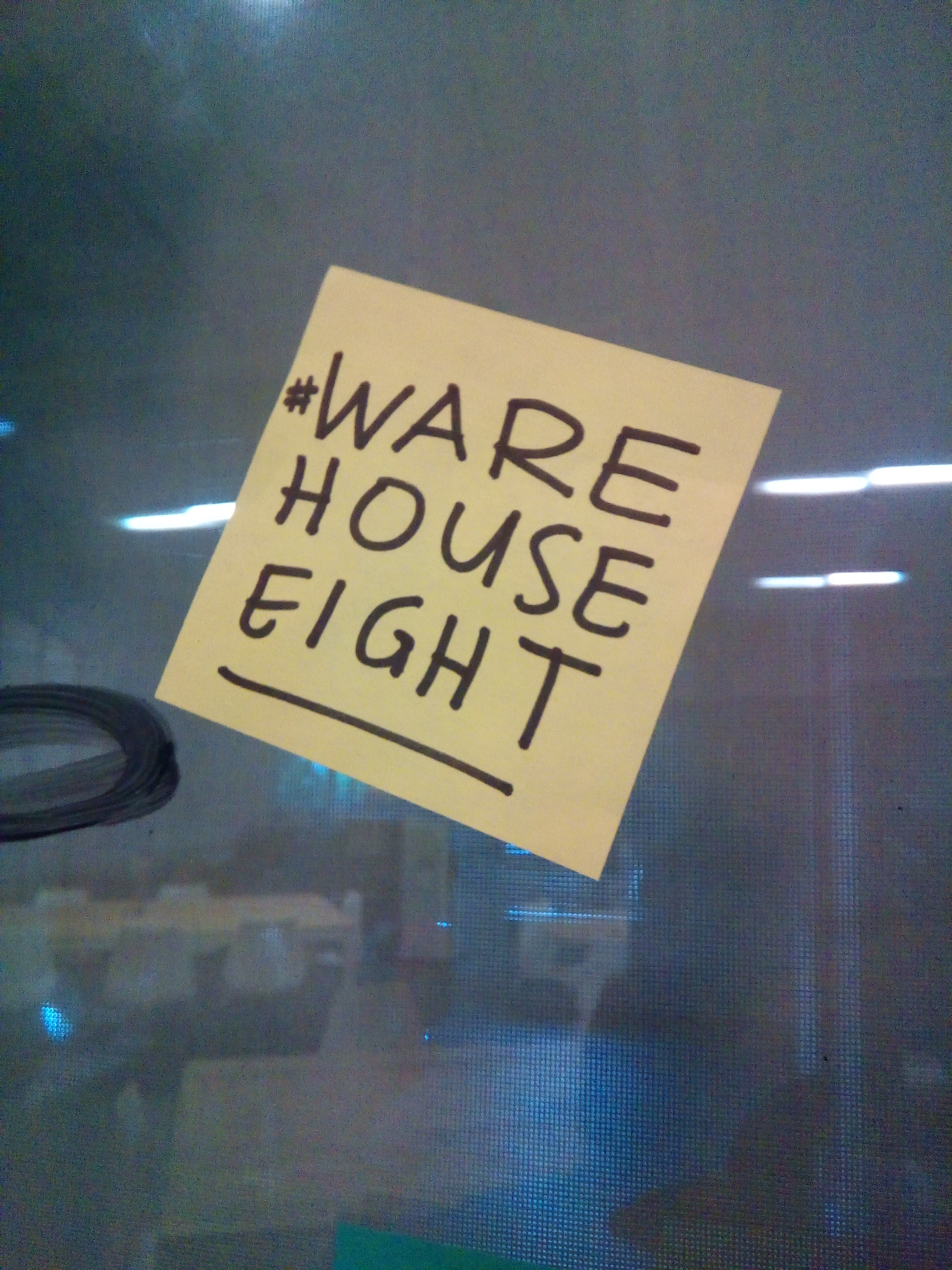 Warehouse Eight