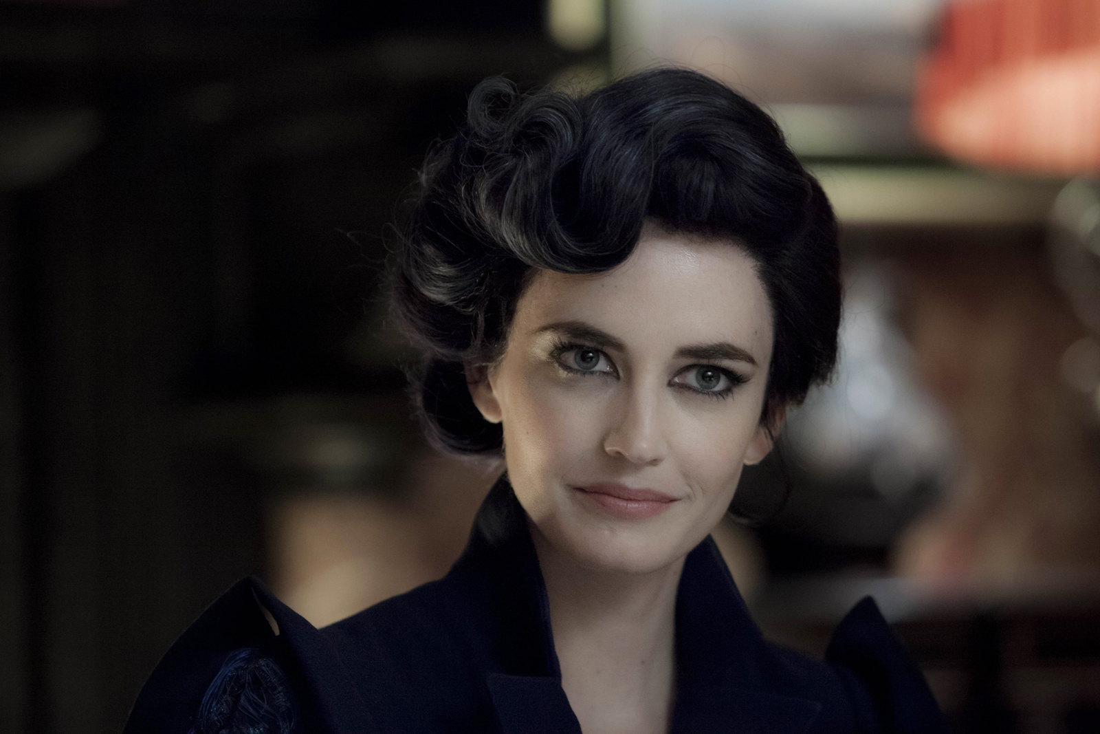 """EVA GREEN: PROTECTOR IN """"MISS PEREGRINE'S HOME FOR ... Eva Green"""