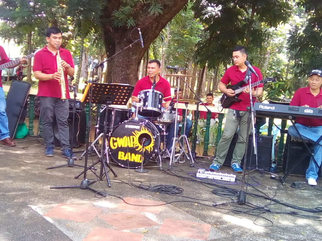 Gwapo Band of 7th Infantry Division