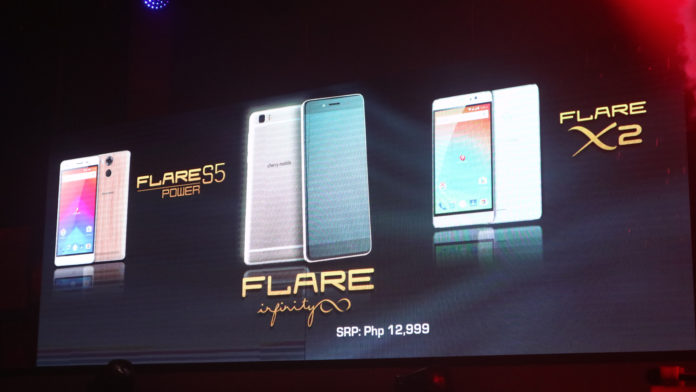 Flare S5 series