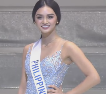 Kylie Versoza wins Miss International 2016