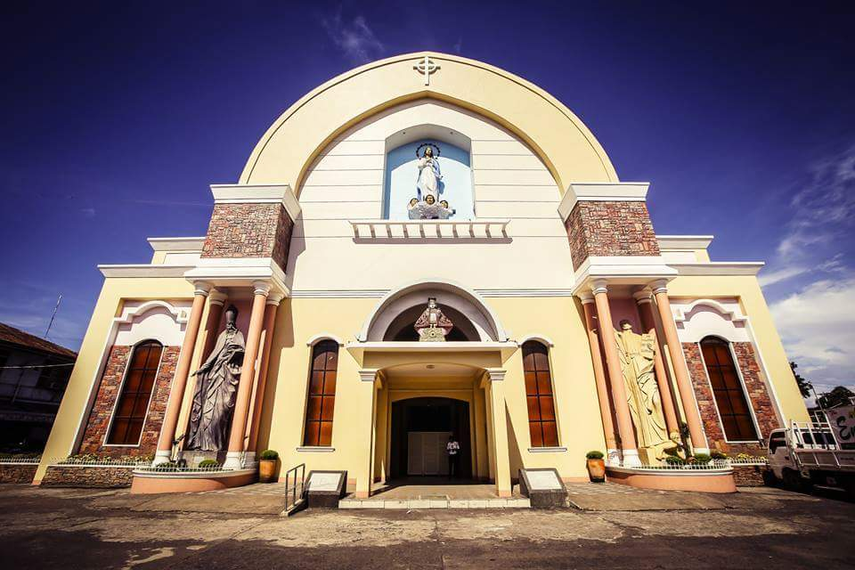 Ozamiz church