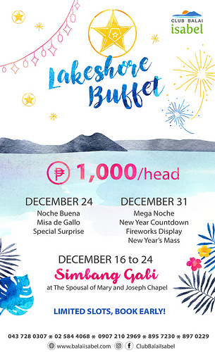 lakeshore buffet
