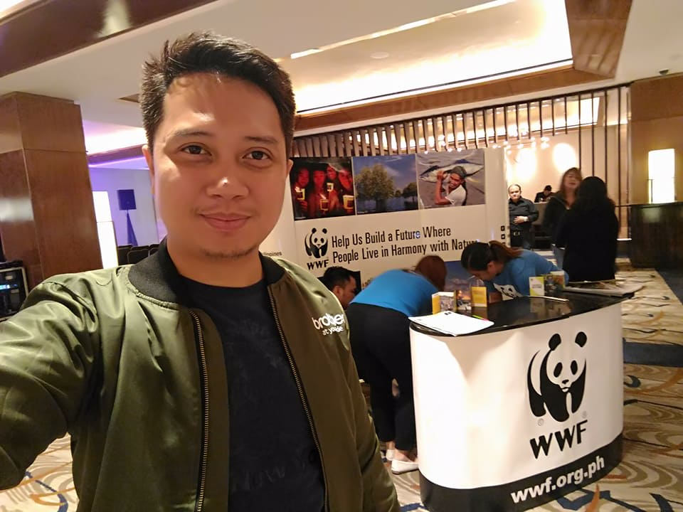 KnP for WWF World Oceans Day