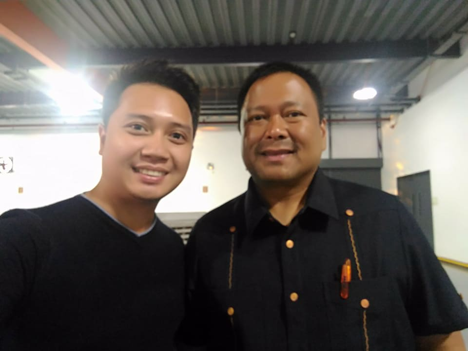 Senator JV Ejercito came in support of the manufacturing industry in Laguna Technopark