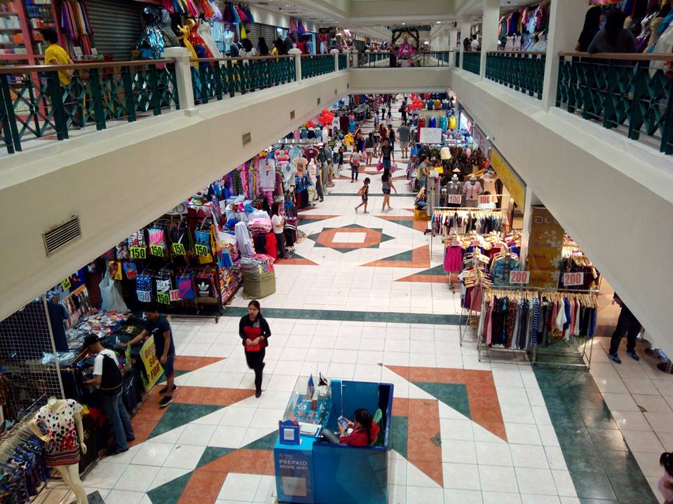 Main Mall of Tutuban