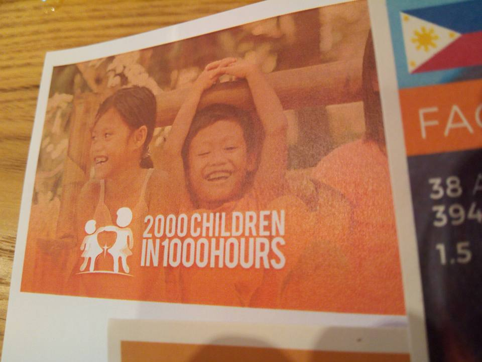 World Vision's 2000 in 1000