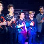 TNC Pro Team is ready for the Galaxy Battles