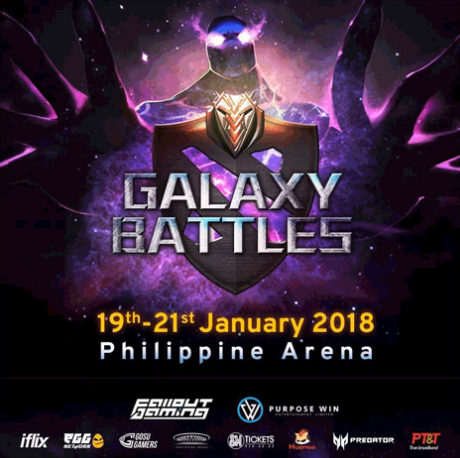 Galaxy Battles January 2018