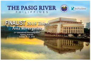 pasig river philippines
