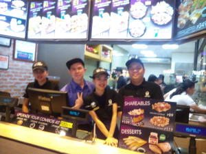 Taco Bell crew ready to serve YOU