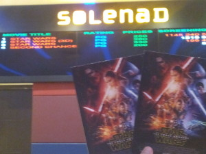 Solenad Theatre plays Star Wars 7