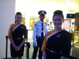 Security and Beauty , all at Solenad Cinemas