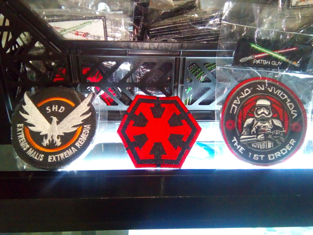 More Star Wars Patches