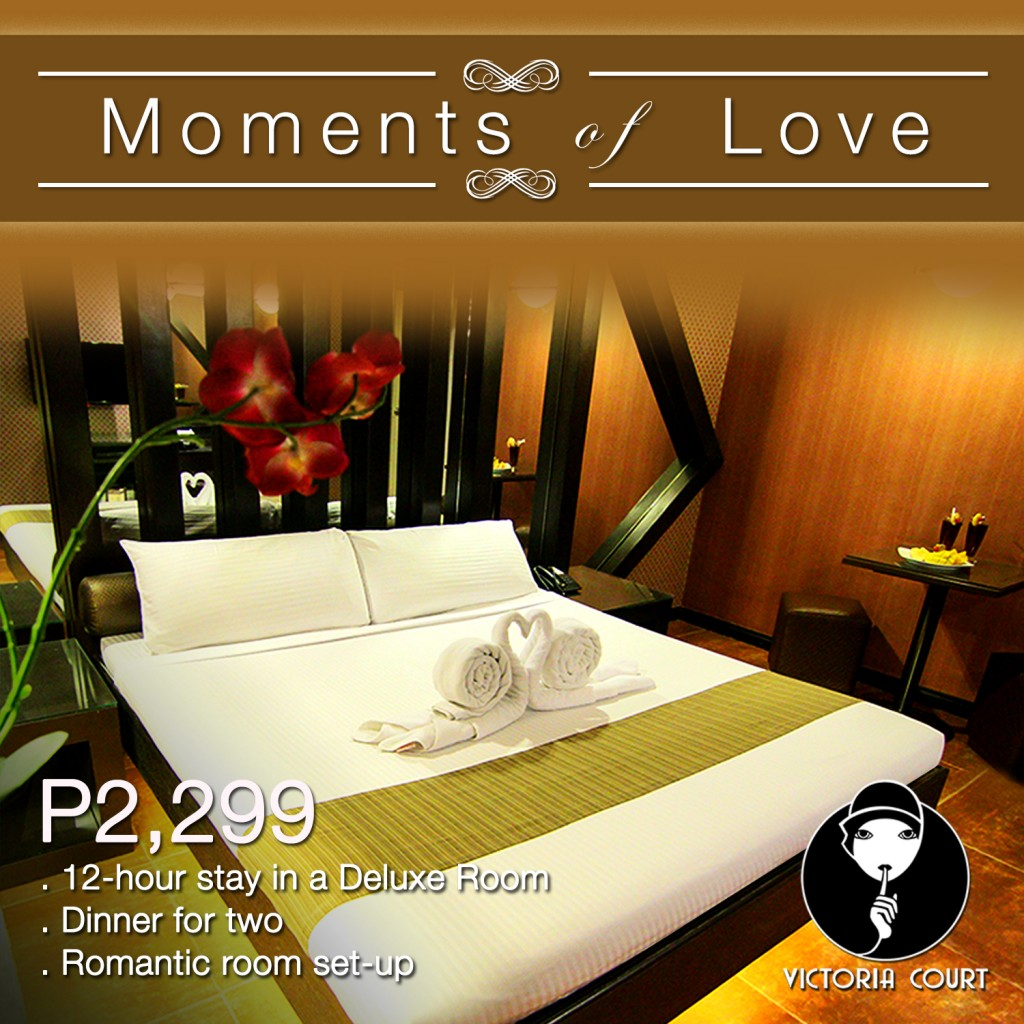 Moments of Love - Deluxe Room