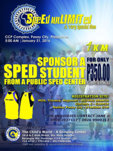 Speed Unlimited A Very Special Run on January 31. 2015