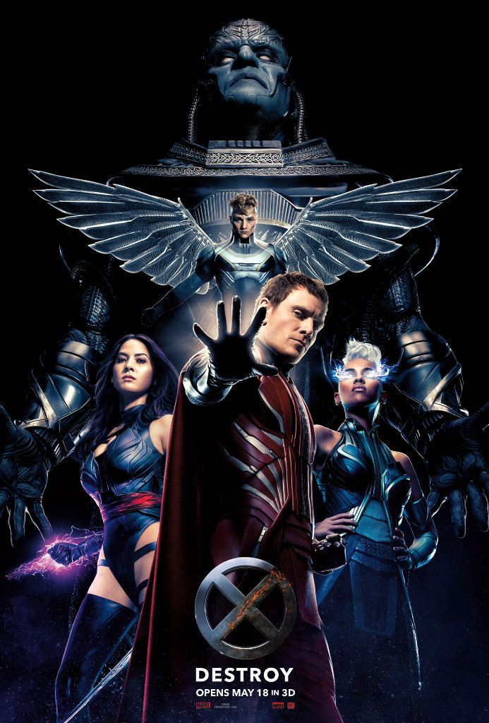 X Men Apocalypse - Destroy