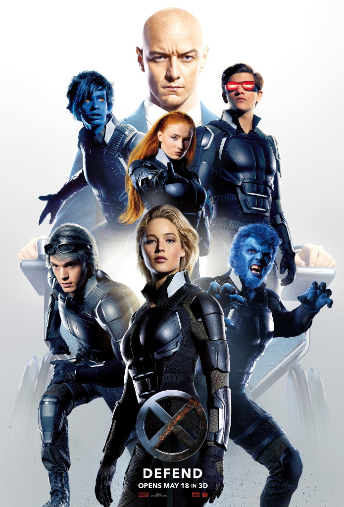 X men Apocalypse - Defenders