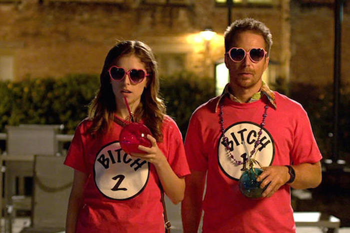 anna kendrick and sam rockwell in MR RIGHT