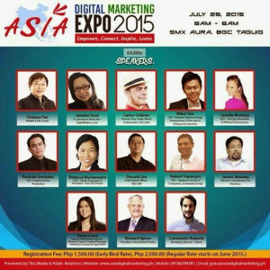 asia digital marketing expo 2015