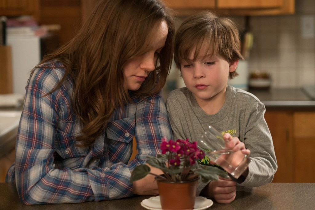 Brie Larson - Jacob Tremblay