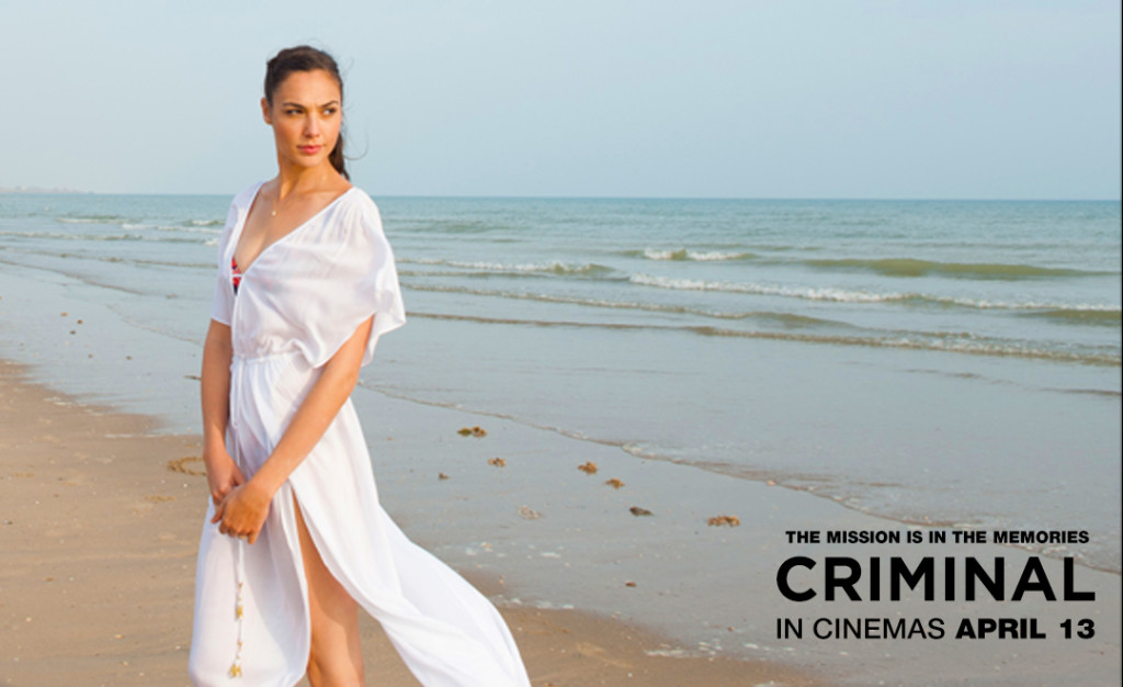 Gal Gadot in Criminal