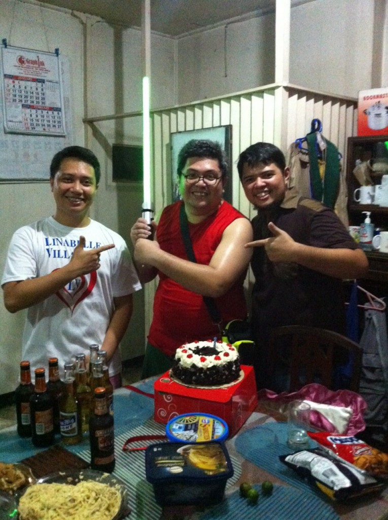 Happy Birthday Kuya Andrew