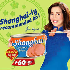 shanghai-ly recommended luncheon meat