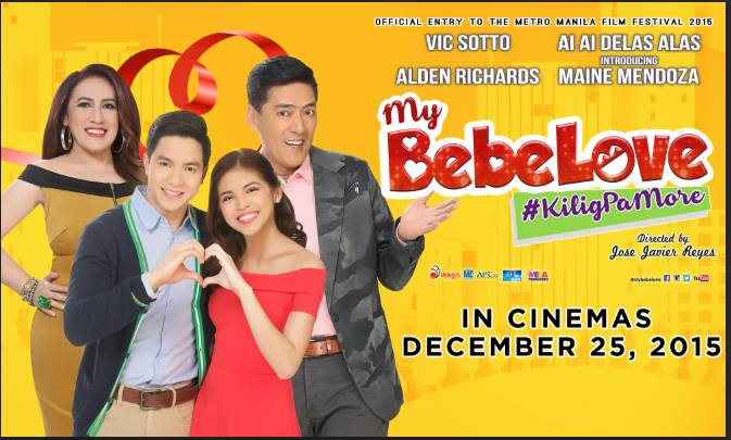 My Bebe Love in cinemas December 25 MMFF 2015
