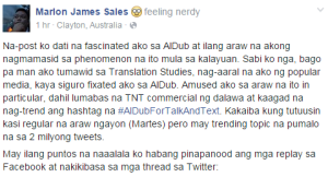 marlon james on aldub