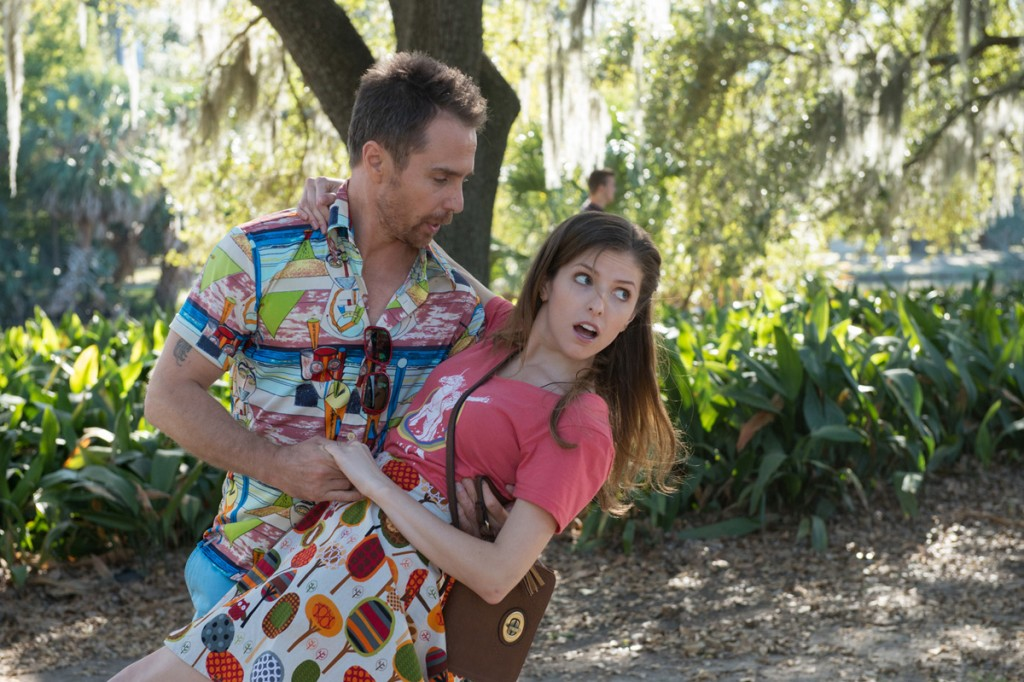 Sam Rockwell and Anna Kendrick