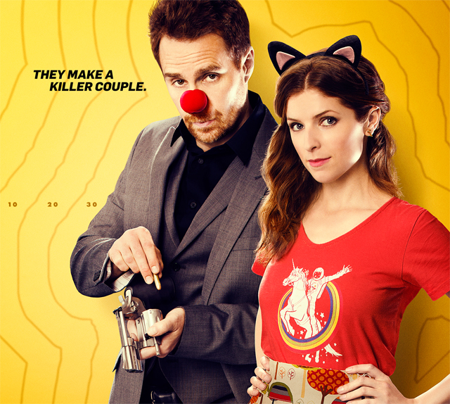 sam rockwell and anna kendrick in MR RIGHT